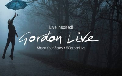 RELEASE: Share Your Joy, Announcing the All NEW GordonMcGregor.com – #GordonLive