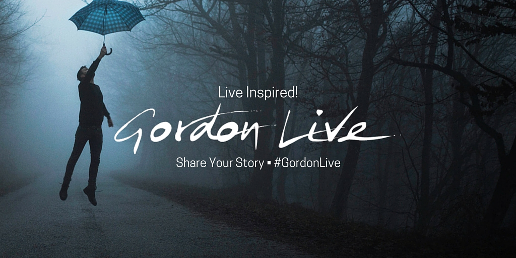 Gordon McGregor (Twitter Share) #GordonLive